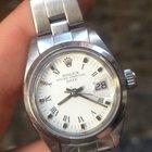 Rolex Date (datejust) 6916 Oyster Lady Acciaio Plexy 26mm