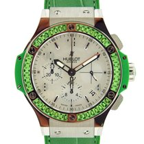 Hublot Big Bang Tutti Frutti Apple Green MOP Dial