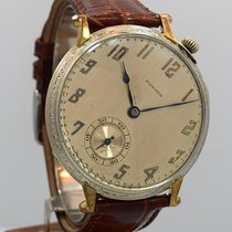 Howard Pocket Watch Conversion To Wrist Watch circa 1930's