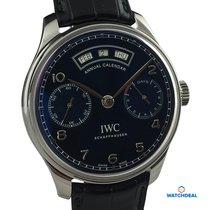 IWC Portugieser Jahreskalender  incl 19%  MWST