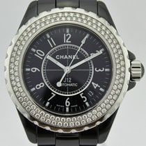 Chanel J12 Automatic Diamonds