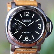 Panerai PAM 172 Luminor Marina Tantalium Special Edition of...