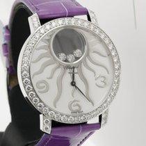 Chopard Happy Diamonds SUN - White gold / diamond - full set...