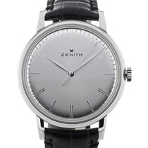 Zenith Elite 42 Automatic Silver Dial