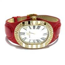 Bertolucci Serena 18k Solid Gold Ladies Watch W/ Diamonds In...