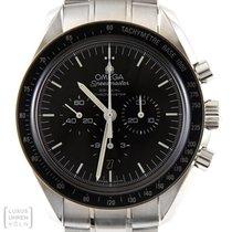 Omega Speedmaster Uhr Co-Axial Glasboden Ref. 31130445001002