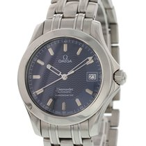 Omega Seamaster Automatic Stainless Steel 168.1601