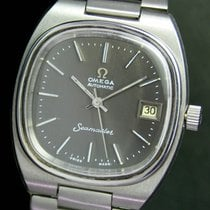 Omega Seamaster 1012 Automatic Quick Date Steel Mens Watch...