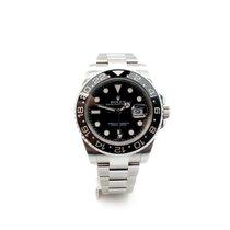 Rolex GMT-Master II Stainless Steel Watch NS 166710