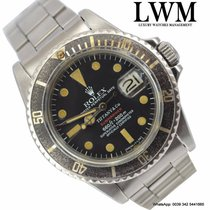 Rolex Submariner 1680 MK2 red written by TIFFANY Full Set 1969's
