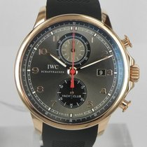IWC PORTUGUESE YACHT CLUB ROSE GOLD IW390209