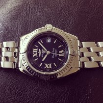 Breitling Wings Lady and stainless steel ref.A67350