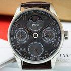IWC Portuguese Perpetual Calendar II 18K White Gold