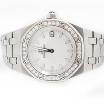 Audemars Piguet Royal Oak 33mm Ladies with Diamond Bezel