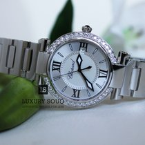 Chopard IMPERIALE 36mm Stainless Steel, Amethyst and Diamond