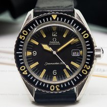 Omega 166.024-67 Vintage Seamaster 300 SS / Leather (24205)