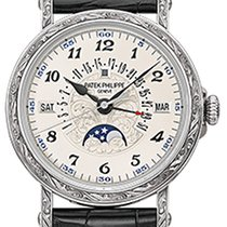Patek Philippe 5160-500G-001 Grand Complications 38mm Silver...