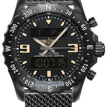 Breitling Chronospace Military m7836622/bd39/159m