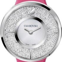 Swarovski Crystalline Watch Set With Interchangeable Straps...