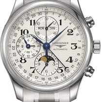 Longines Master Complications L2.773.4.78.6 Stainless Steel...