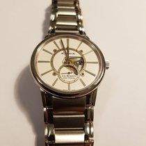 Edox Les Bémonts – men's wristwatch.