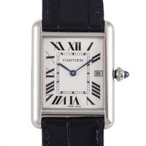 Cartier Tank Louis de Cartier Mens Quartz Watch w1540956