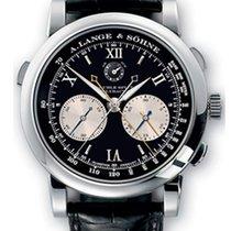 A. Lange & Söhne Double Split Platinum Men's Watch