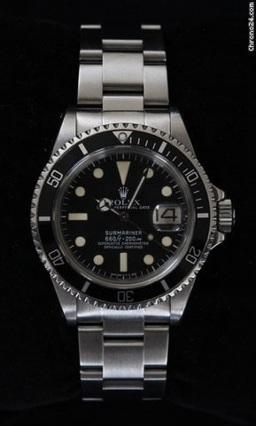 Rolex Submariner 1680