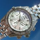 Breitling CROSSWIND SPECIAL WG 18K 750 MOP LIMITED EDITION