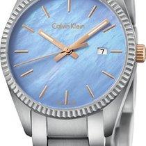ck Calvin Klein Alliance Lady K5R33B4X Damenarmbanduhr...