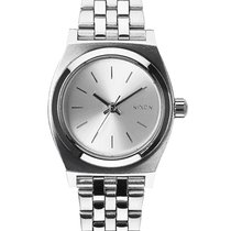 Nixon A399-1920 Small Time Teller All Silver 26mm 10ATM