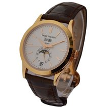 Patek Philippe Annual Calendar with Moon Phase Ref 5396