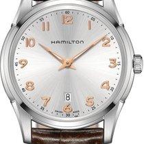 Hamilton Jazzmaster Thinline H38511513 Herrenarmbanduhr flach...