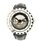 Dewitt Semi-Skeletonized Minute Repeating Wristwatch. Limited Ed.
