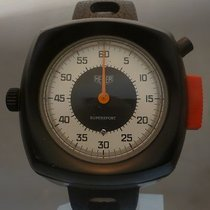 Heuer vintage supersport stopwatch