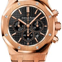 Audemars Piguet [NEW] Royal Oak Chronograph 41mm 26320or.oo.12...