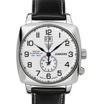 Junkers Atlantic Flight East-west 6440-1 Quartz Watch Swiss...