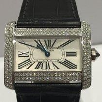 Cartier DIvan lady diamond GOLD