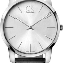 ck Calvin Klein city Herrenuhr K2G211C6