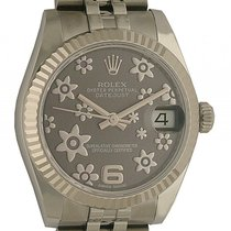 Rolex Datejust Medium 31mm Stahl/Weißgold Jubilé Armband Ref....
