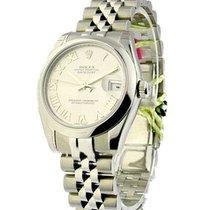 Rolex Unworn 178240 Mid Size DATEJUST with Jubilee Bracelet -...