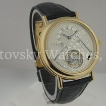 "Breguet Tourbillon wiht Power Reserve and Thermometer ""Ver..."