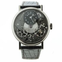 Breguet Mens Breguet La Tradition Skeleton Squelette 7027 18k...