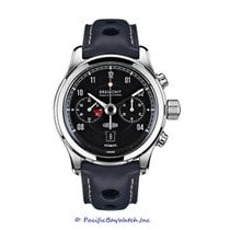 Bremont Jaguar Chronograph BJ-II/BK Pre-Owned