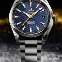 Omega Seamaster Aqua Terra James Bond Spectre (New Fullset)