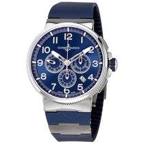 Ulysse Nardin Marine Chronograph Blue Dial Automatic Men's...