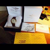 Breitling Chronomat Gold Lünette