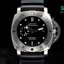 Panerai Pam 305 Luminor Submersible 3-days Titanium 1950 47mm