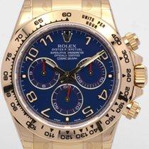 Rolex Cosmograph Daytona blue arab 116508/116528 (lagernd)