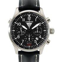 Junkers Hugo Junkers 6628-2 Watch With Swiss Eta 7753 Chrono...
